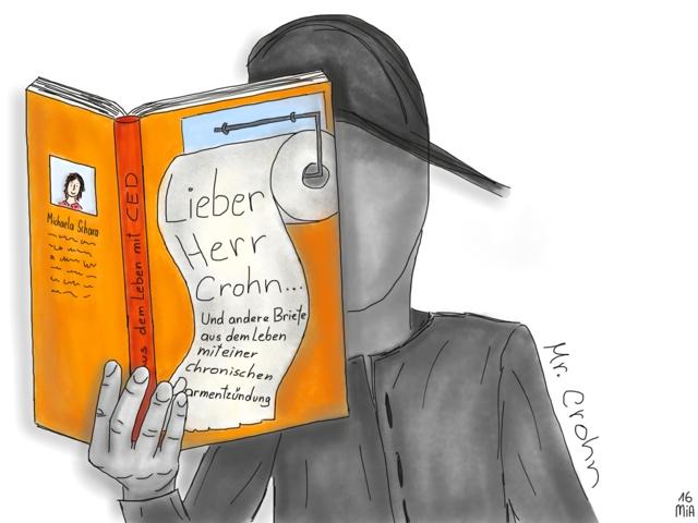 LieberHerrCrohnBuch - Der liebe Herr Buch