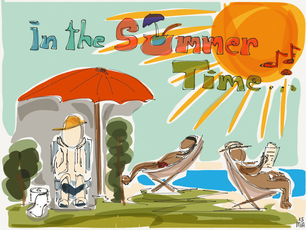 InTheSummertime - In the Summertime ...