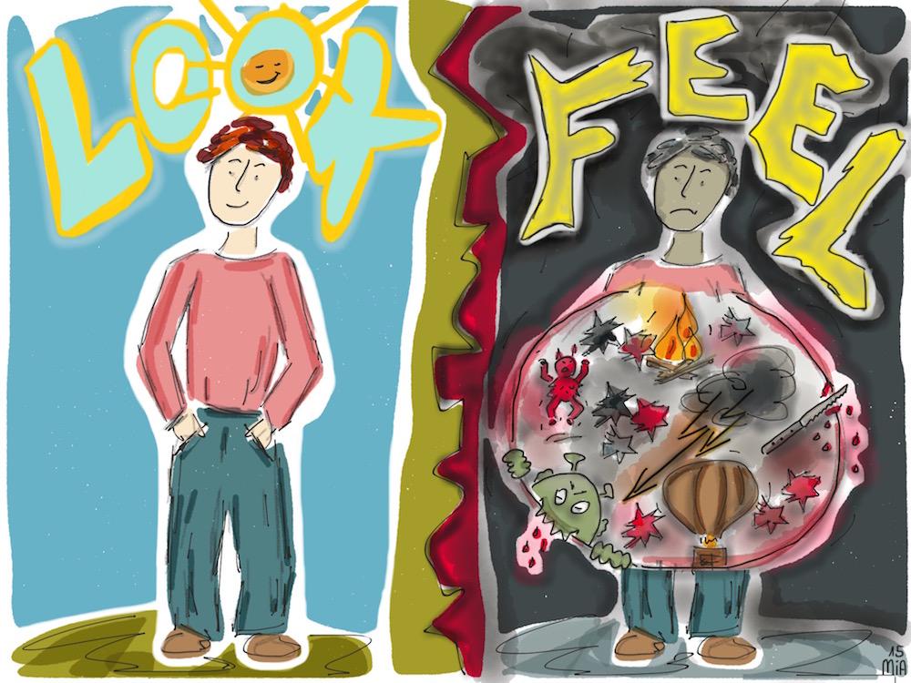 LookFeel 1000 - Welt-CED-Tag & 40 Fakten über Morbus Crohn