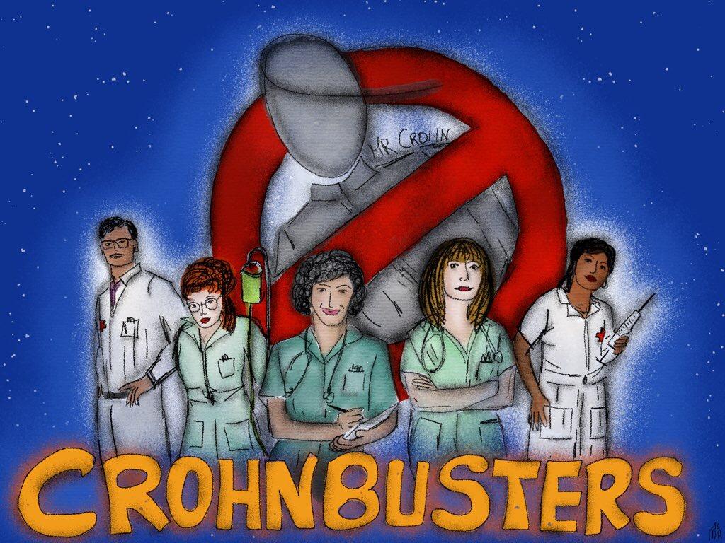 Crohnbusters - Crohnbusters!