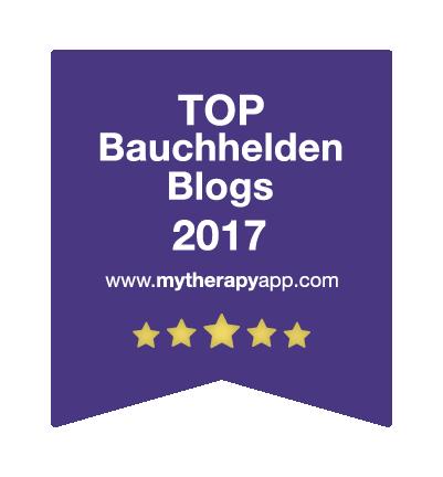 Top Bauchhelden Blogs 2017 Badge - Die Top Bauchhelden Blogs 2017 - und LieberHerrCrohn.at ist dabei!