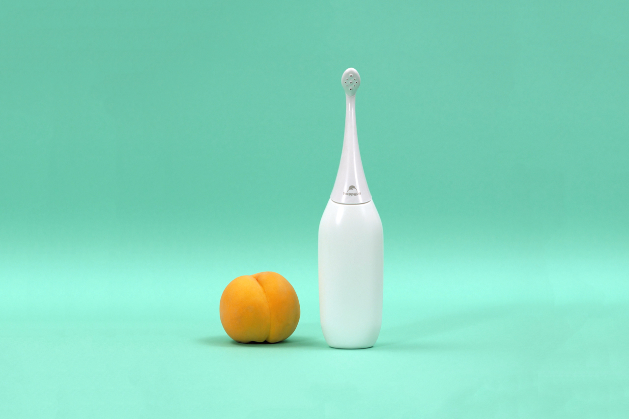 Dusche und Pfirsich web - Das Teil ist für den ... Po - und macht glücklich (sponsored)