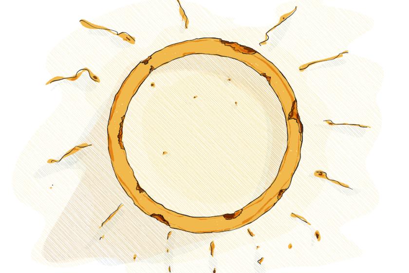 Heiligenschein 840x560 - Schräge G´schichten: Der rostige Heiligenschein
