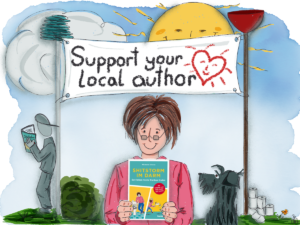 #SupportYourLocalAuthor