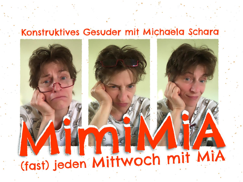 mimimia totalnew - MimiMiA - Konstruktives Gesuder: (fast) jeden Mittwoch mit MiA