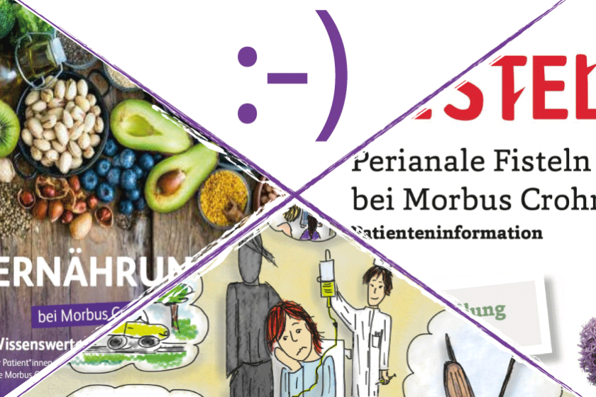 ErnaehrungFistelnLeitfaden 840x560 - CED-Ernährungsbroschüre, Fistel-Info und Leitfaden Arztgespräch