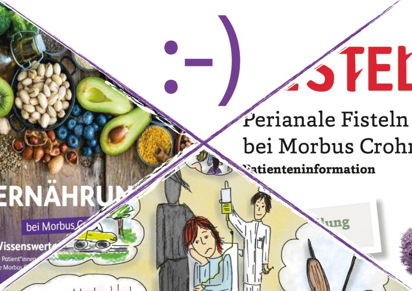 ErnaehrungFistelnLeitfaden - CED-Ernährungsbroschüre, Fistel-Info und Leitfaden Arztgespräch