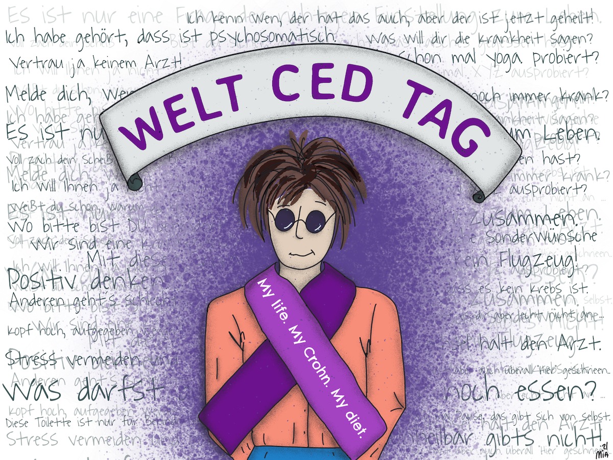 WeltCedTag 2021 mylifemycrohnmydiet sm - Welt CED-Tag 2021: My life. My Crohn. My diet.